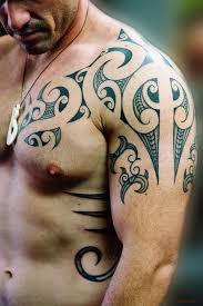 striking shoulder tattoo for men u2013 styles images and design ideas