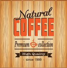 european style coffee poster vector free vector in encapsulated