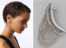 how do you wear ear cuffs ear cuff outfitters ear cuff felix adrik spine earring