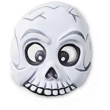 Skeleton Mask Halloween Kids Skeleton Mask Big W
