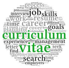 Difference Between Cv And Resume The Difference Between A Resume And An Academic Cv Part Time