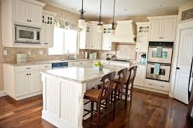 Aluminum Backsplash Kitchen Simple Rustic Knotty Alder Kitchen Cabinets Features Straight