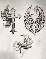 free cross wing designs by kingsart 1 on deviantart i