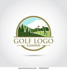 golf logo stock images royalty free images u0026 vectors shutterstock