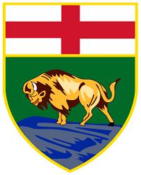Manitoba Flag File Arms Of Manitoba Svg Wikimedia Commons