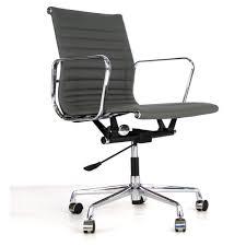 charles eames ea 117 office chair leather