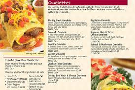Ihop Light Menu Nutritional Information On Restaurant Menus U2013 Does It Make Any