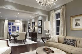 dark wood floor what color walls medium light grey walls with