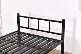 full size iron double metal bed frame henan vimasun industry co ltd