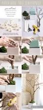 Photo Tree Centerpiece by Diy Paper Rose Wedding Centerpiece The Elli Blog
