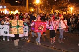 san diego community news group ob s christmas parade set for