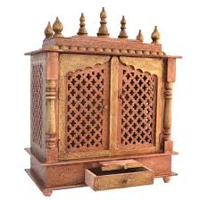 Mandir Decoration At Home Amazon Com Wooden Temple Home Temple Pooja Mandir Pooja Mandap