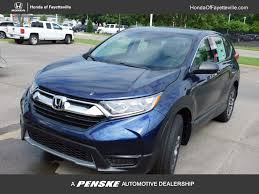2017 new honda cr v lx awd at honda of fayetteville serving rogers