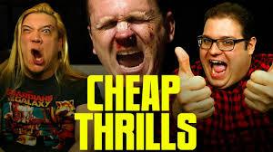 cheap thrills u0027 trailer youtube