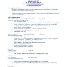 Resume Summary Ideas Sample Good Example To Make A Resume Summary Ideas Essay And For
