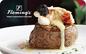 fleming s gift card flemings gift card