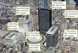 Map Of Penn Station Penn Station Office Rental Guide