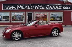 2005 cadillac xlr for sale cadillac xlr for sale in florida carsforsale com