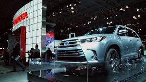 Toyota Map Update Usa by Updated 2017 Toyota Highlander Consumer Reports