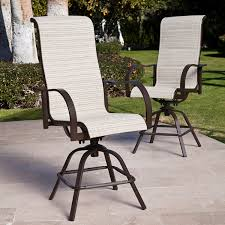Patio Bar Chairs by Amazon Com Coral Coast Del Rey Balcony Height Dining Set