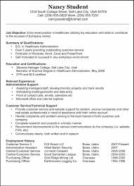 Resume Job History by Examples Of Great Resumes Templates Examples Free Great Resumes