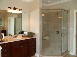 Bathroom With Shower Only Small Bathrooms With Shower Only Chrerry Glass Corner Wall Mounted