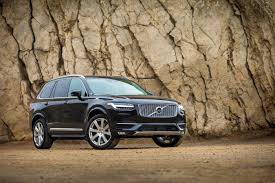 Model Overview 2016 Volvo Xc90 Volvo Car Usa Newsroom