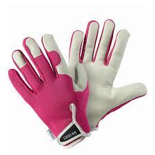 briers lady gardener pink medium gardening gloves peter u0027s of
