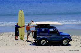 beach jeep surf surfing in cabo san lucas