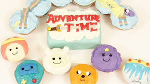 adventure time cupcakes nerdy nummies youtube