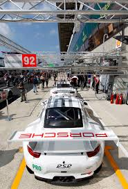 porsche 911 race car porsche teams conduct successful le mans test sports car wec