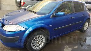 renault megane 2003 рено меган 2003 в барнауле авто в одних руках с 2008 года на