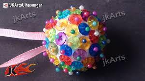 how to make christmas ball ornament diy christmas decorations