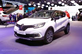 alpine renault 2017 2017 renault captur shows leds at geneva motor show autoevolution