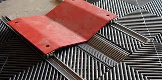 best garage floor tiles ribtrax swisstrax event garage flooring protect any floor