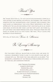 in memory of wedding program best 25 wedding programs wording ideas on wedding