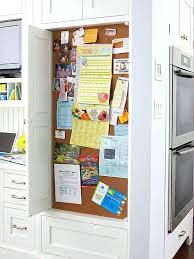 kitchen message center ideas kitchen message center ideas home remodel finish kitchen message