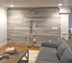 distressed wood wall stout s white washed reclaimed wood wall paneling anthology woods