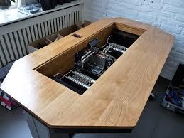 Computer Desk Case Mod Adjustable Custom Computer Desk Mod Fit For A True Geek