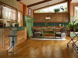 Bruce Maple Chocolate Laminate Flooring Armstrong Flooring Rural Living Hand Scraped Engineered Hickory 1