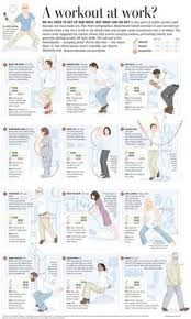 Exercise At The Office Desk 8 Best Quest Wellness Images On Pinterest Office Workouts
