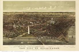 Maps Of Washington Dc by Old Maps Of Washington D C