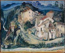 cuisine cagne moderne chaim soutine view of cagnes the met