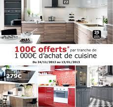 offre cuisine ikea
