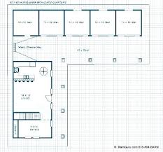 horse barn with living quarters floor plans horse barns with living quarters floor plans barn plans with