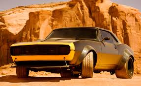 chevrolet camaro transformers 1967 chevy camaro ss to play bumblebee in transformers 4 autoguide