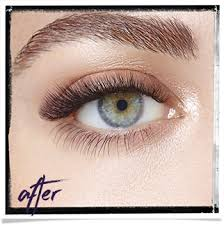 Professional Eyelash Extension Extend Lashes Treatment Classic Individual Eyelash Extensions