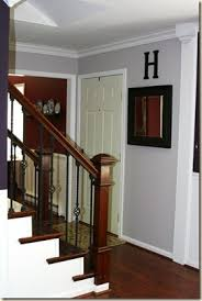 Staircase Renovation Ideas Painted Wood Stair Remodel Remodelaholic