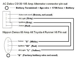 hi amp alternator for 3 0 v 6 pirate4x4 com 4x4 and off road forum