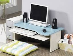 Laptop Desk Computer Floor Table Laptop Desk Japanese Style Slide Keyboard